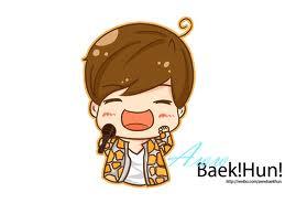 Kartun Baekhyun Lol Entertainment